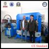 Australia client checking his order of HPB press machine