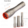 Zoomable 5W Aluminum LED Flashlight (11-1T1603)