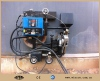 tank bottom/butt /corner plate welding machine/tractor/ bottom plate/ corner welding machine