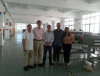 Africa client visited our factory