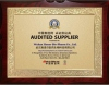 Audited Supplier Certificate from Made-In-China