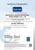 ISO13485 Certificate - Elight