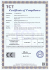 CE Certificate for Cable Tester