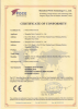 CE Certificate of EMC