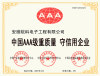 WNK was honored as Chinese AAA enterprice of Quality Guarantee and Good Faith