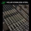 stainless steel embossed pipe/tube