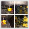Hydraulic jack matched with Hydraulic pump