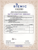 CE Certificate for Wi-Fi Module(FN-8112M/8112MET)