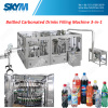 Glass Bottle Beer/Cola/Soda Water Filling Machine