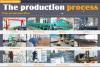 Pole production flow