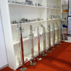 new stainless steel handrail and post in Carton Fair