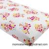 Baby crib sheet cover