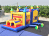inflatable combo/inflatable bouncer jumper for sale