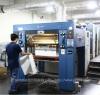 KBA multi-colour printing press