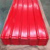 Main Product--PPGI / Color / Prepainted T Type Steel Roofing Sheet