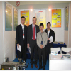 Our Company Attend Amsterdam Shanghai Water Exhibition on April 27th 2007