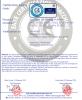 Laminated CE certiciate