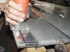 aluminum composite panel grooving