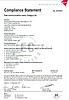 UTP Cat.5e D135-D Certificate 2015-610