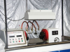 Magnetic powder inspection tester