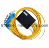 China low price fiber optic splitter PLC