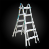 2016 new style multi-use telescopic little giant ladder supplier