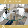 Round Tabletop Tempered Glass