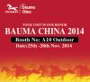 Bauma China 2014