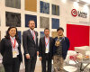 DOMOTEX asia/CHINAFLOOR held in March 2017