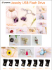 Jewelry USB Flash Drive 1