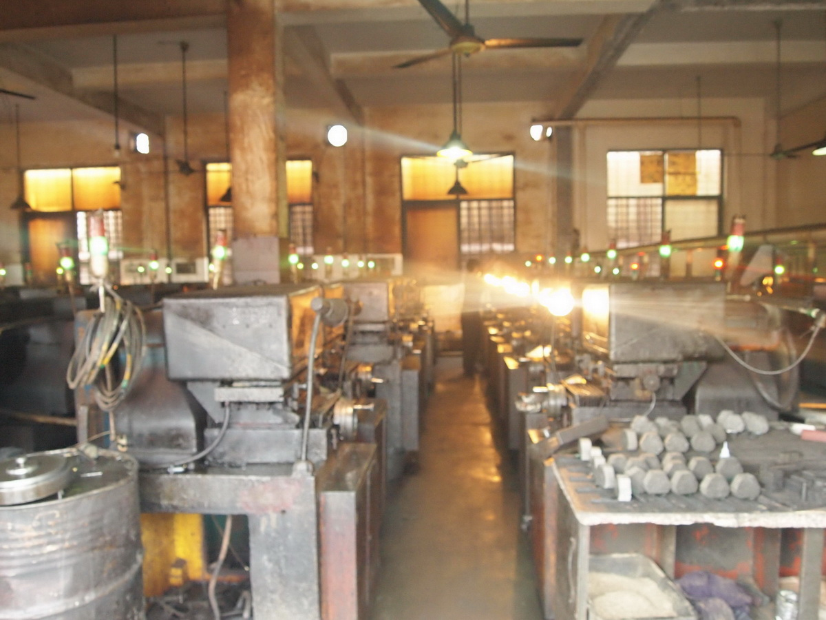 Our Factory for Ndfeb magnet