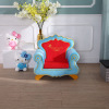 Royal Design Suede Fabric Kids sofa