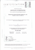 Certificate of Registration ISO9001: 2008