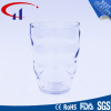 320ml Hot Sale Transparent Glass Tea Water (CHM8065)