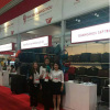 china trade show in Dubai -chubont luggage factory