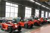 Forklift truck workshop