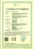 CE EMC Certificate for LED Neon Flex
