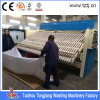 Bed sheets folding machine 3300mm width