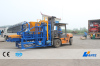 DELIVERY TIME to NIGERIA QT4-15 CONCRETE BLOCK MACHINE