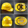 Motorcycle helmet Safety helmet HDPE Hard hat