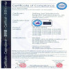 40W-300W street lighting CQC certificate