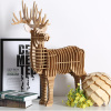 New Design DIY Wooden European Household Decoration Shelf