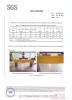 H20 timber beam SGS test report, EN13377 standard