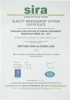 ISO 9000 certificate