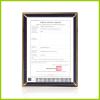 MSIP Certificate QY19