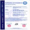 40W-240W street lighting CE certificate for SA21