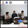 Mr Li with U.A.E client in offie