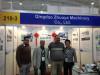 Zhuoya at 2014 Saudi 4P Exhibition