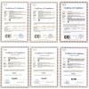 CE & RoHS Certificates