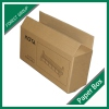 Kraft Paper Towel Shelf Package Box